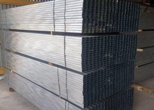 Продукція металевих профілів
